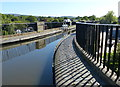 NT2270 : Union Canal on the Slateford Aqueduct by Mat Fascione