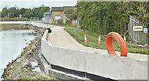 J3674 : Connswater works, Belfast - July 2016(1) by Albert Bridge