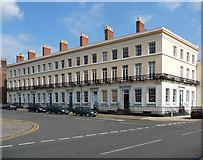 SJ3589 : 2-12 Huskisson Street, Liverpool by Stephen Richards