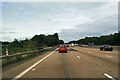 TL3100 : M25 heading west by Robin Webster