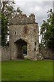 O2328 : Castles of Leinster: Monkstown, Co. Dublin (3) by Mike Searle