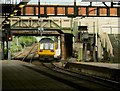 SJ8499 : Pacer leaving Manchester Victoria by Stephen Craven