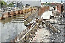 J3674 : Connswater works, Belfast - July 2016(5) by Albert Bridge