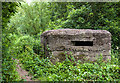 O0475 : Defending neutral Ireland in WWII: Boyne defences - Oldbridge pillbox by Mike Searle