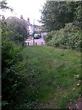 SZ0895 : Redhill: footpath O10 to Park Lane by Chris Downer