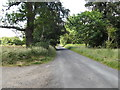 TL9580 : Knettishall Road, Knettishall Heath by Adrian Cable