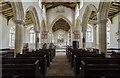 TF9308 : Interior, St Mary's church, East Bradenham by Julian P Guffogg