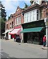 SU2902 : Village Veg, Brockenhurst by Jaggery