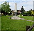 SU2902 : Brockenhurst War Memorial by Jaggery