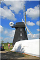 SP8100 : Lacey Green Windmill by Chris Allen