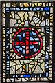 TF8044 : Stained glass window, St Mary's church, Burnham Deepdale by Julian P Guffogg