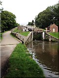 SE1039 : Bingley 5 Rise Locks by Matthew Wragg