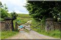 SE0533 : Entrance to Thornton Moor Reservoir Complex by Chris Heaton