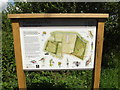 TM0178 : Thelnetham Fen sign by Adrian Cable