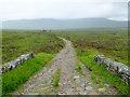 NN2652 : West Highland Way approaching Kings House by John Allan