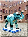 SK3586 : Herd of Sheffield: Topsy by Graham Hogg