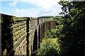 SE0735 : Hewenden Viaduct by Chris Heaton