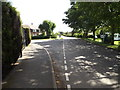 TF2410 : Church Lane, Crowland by Geographer