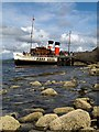 NR8768 : Paddle Steamer 'Waverley' by Greg Fitchett