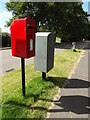 TF2410 : The Chase Postbox & Royal Mail Dump Box by Adrian Cable