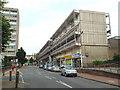 TQ2273 : Danebury Avenue, Roehampton by Malc McDonald