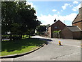 TF2410 : B1040 Thorney Road, Crowland by Adrian Cable