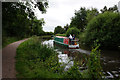 SK4741 : Canal boat Little Owl on Erewash Canal by Ian S