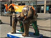 SK3587 : Herd of Sheffield: Jungle Jim by Graham Hogg