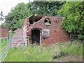 SJ5565 : Ruined Building near High Billinge by Jeff Buck