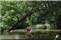 SP3365 : Canoes on the Leam by Glyn Baker