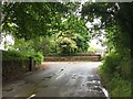 SJ8342 : Butterton: T-junction of Butterton Lane/Park Road by Jonathan Hutchins
