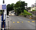SN1304 : Saundersfoot Harbour safety notice by Jaggery