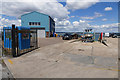 SU6800 : Shipyard, Ferry Point by Alan Hunt
