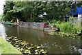 SK4836 : Canal boat Muttlebury, Erewash Canal by Ian S