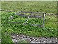 NH0462 : Sheep fanks by the Abhainn Bruachaig by Nigel Brown