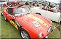 TQ5583 : View of a Triumph GT6 in Havering Mind's Wings and Wheels event at Damyns Hall Aerodrome by Robert Lamb
