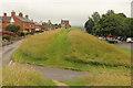 SY9287 : Wareham Walls by Richard Croft