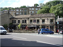 SD9927 : The Old Gate, Hebden Bridge by JThomas
