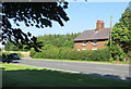 SE9955 : The A614 at Eastburn by Paul Harrop