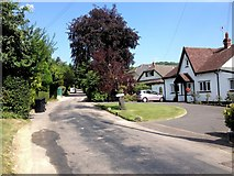 TQ5359 : Greenhill Road, Otford by Chris Whippet