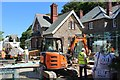 SH7981 : Cottages being renovated at Blind Veterans UK, Llandudnoo by Richard Hoare