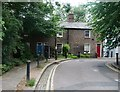 TQ2686 : Elm Row cottages, Hampstead by Julian Osley