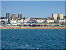 TQ3103 : Brighton sea front by Robin Webster