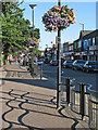 SK5837 : Central Avenue on Sunday evening by John Sutton