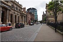 SK3587 : Norfolk Street, Sheffield by Ian S