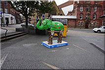 SK3587 : Herd of Sheffield, Snookherd by Ian S