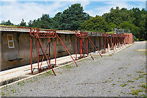 SU8952 : Hythe frames, Ash Ranges by Alan Hunt
