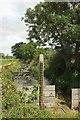 SU1515 : Channel, Avon floodplain by Derek Harper