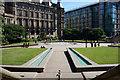SK3587 : Peace Gardens, Sheffield by Ian S