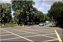 SU4212 : Box Junction, East Park Terrace by David Dixon